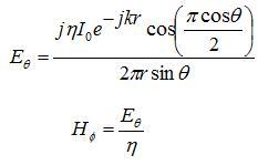 Half-Wavelength) Half-Wave Dipole Antenna