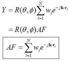 The Array Factor