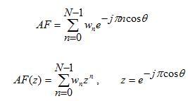 Antenna-Theory com - Schelkunoff Polynomial Method